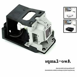 AWO 01-00247 Premium Projector Replacement Lamp with Housing