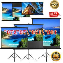 "100""/120""/70""X70"" 1:1/4:3/16:9 HD 1080P Projector Screen"