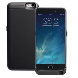 10000mAh For iPhone 7 / 7 Plus 6S Case Battery Cover Portabl