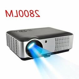 1080p Full HD Home Theater Movie Film Video Game LED Multime