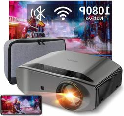 1080P Projector - Artlii Energon 2 Full HD WiFi Bluetooth Su