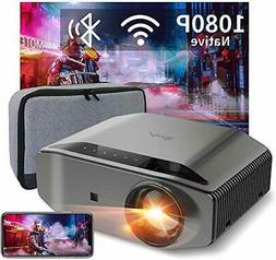 1080P Projector - Artlii Energon 2 Full HD WiFi Bluetooth Pr