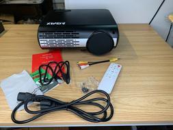 1080P Projector XINDA HD  NIB Tested New in box  M2