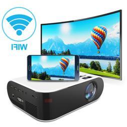 18000Lumens 4K 1080P HD WiFi Bluetooth Mini 5D LED Home Thea