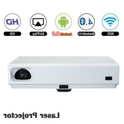 2019 Full HD DLP 3D Home Theater Laser Projector Wifi 1080P