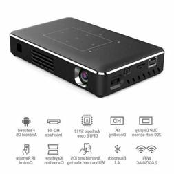 2020 DLP 5000 Lumens Android Wifi 4K HD 1080P Home Theater P