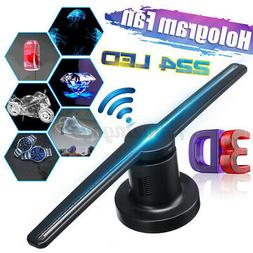 224 leds wifi 3d holographic projector hologram