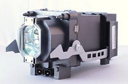 Sony XL-2400 TV Assembly Cage with High Quality Projector bu