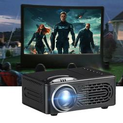 2600 Lumens LED Projector 1080P Home Cinema Movie Projectors