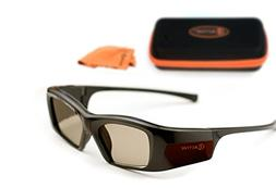 3ACTIVE Sony-Compatible 3D Glasses. Replacement for Sony BT5