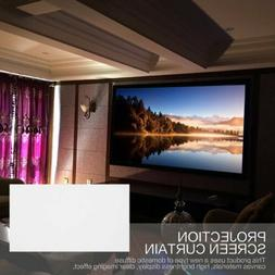 """40""""/50""""/60""""/72""""/ Projector Projection Screen 16:9 Home Cinem"""