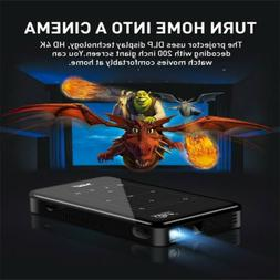 4K Smart DLP WiFi Bluetooth Mini Project