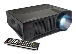 FAVI 4T SVGA HD Projector with Ultra-Bright LED LCD Technolo