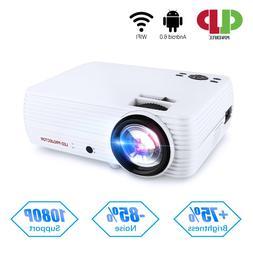 POWERFUL 720P <font><b>Projector</b></font> X5 Full-HD Media