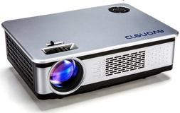 720P Projector, 2018 Upgraded Crenova 1080P