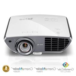 Benq - Ht4050 1080p Dlp Projector - Gray, White