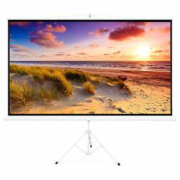Best Choice Products 100in Portable 16:9 Projection Screen w