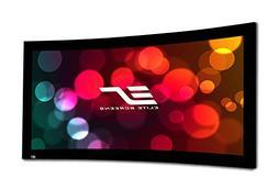 Elite Screens Lunette 2 Series, 135-inch Diagonal 16:9, Curv
