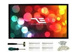 Elite Screens Sable Frame 2 Series, 110-inch Diagonal 16:9,