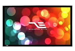 Elite Screens Sable Frame Series, 100-inch Diagonal 16:9, So
