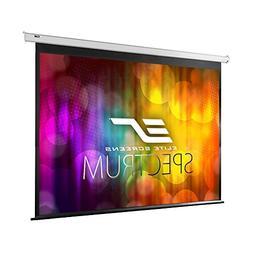 Elite Screens Spectrum, 120-inch Diag 4:3, Electric Motorize