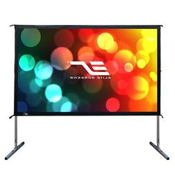 Elite Screens Yard Master 2, 120 inch Outdoor Projector Scre
