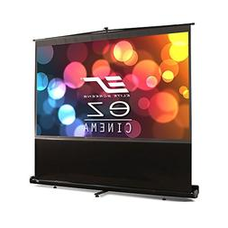 Elite Screens ezCinema Series, 135-INCH 16:9, Manual Pull Up