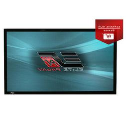 "Elite Screens ezFrame CineGrey 5D, 150"" Diagonal 16:9, 8K 4K"