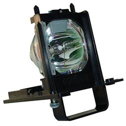 AuraBeam Rear Projection Replacement Lamp for Mitsubishi WD-