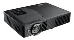 Optoma ML500, WXGA, 500 LED Lumens, Mobile Projector