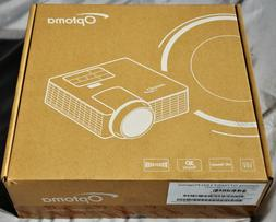 Optoma - Wxga Led 3d Dlp Projector - Multi