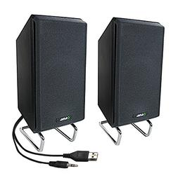Sima XL-PRO-SPK 10 W Computer/Projector Speakers with Standa