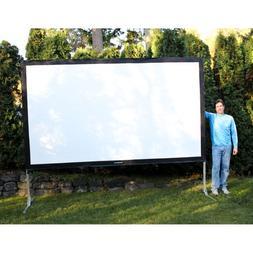 Visual Apex Projectoscreen144HD portable indoor or outdoor m