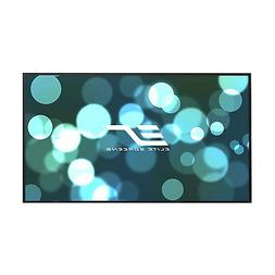 Elite Screens Aeon AR120DHD3 Fixed Frame Projection Screen -