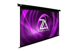 """Akia Screens 104"""" Motorized Electric Projector Projection Sc"""