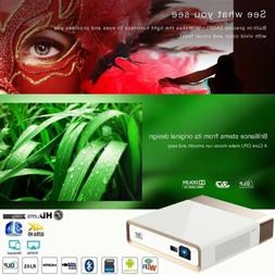 KONKA 10000 Lumens 4K Ultra High Definition Home Theater DLP