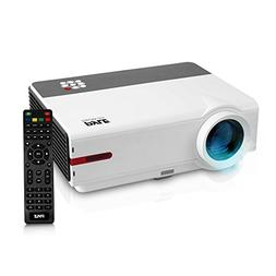 Pyle Android 1080p PRJAND818 Home Theater Smart Projector Ne
