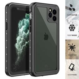 For Apple iPhone 11 / 11 Pro Max Case Waterproof FRE w/ Scre