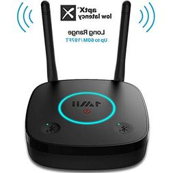 1Mii B03Lite Long Range Bluetooth Transmitter, Bluetooth Aud