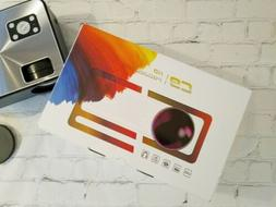 CRENOVA C9 projector LED 720P 4K Video 4000 Lumens HDMI Home