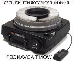 "Kodak Carousel  Projector ""ADVANCE"" Repair Kit -autofocus &"