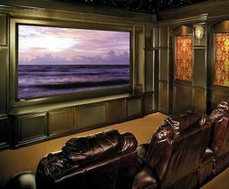 Draper Cinefold Video Projection Movie Screen MS1000 Grey 39