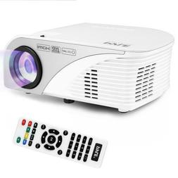 Digital Multimedia Projector, 1080p Support, Up to 120''