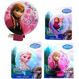Disney Frozen Night Light - Assorted Styles NEW