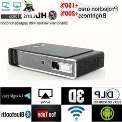 DLP 8500 Lumens 3D Wifi HD 4K Video Home Theater HD 1080p Pr