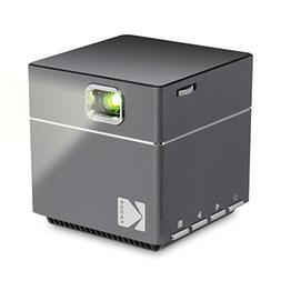 Kodak DLP Cube Mini Portable Projector with 1080p Pico LED H