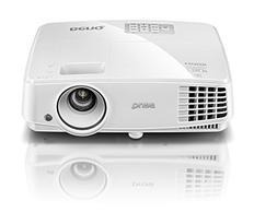 BenQ DLP Video Projector WXGA Display 3300 Lumens 13,000:1 C