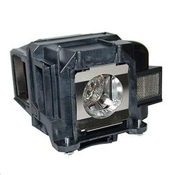 AuraBeam Economy Replacement Projector Lamp for Epson ELPLP8