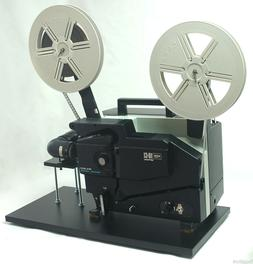 ELMO 16mm Optical Projector Video Transfer  Built-In Sony 4K