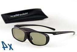 Epson Compatible ValueView 3D Glasses. Rechargeable. MULTI P